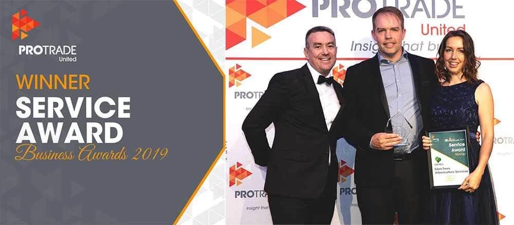 Pro-trade-service-award-winners